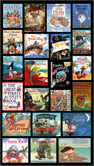 Go To The App Store for Your own Pirate's Book Of Days