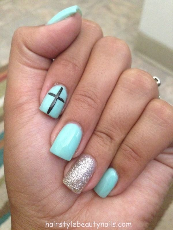 nails - nails image picture art design cross beauty (4) www ...
