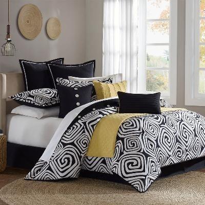 Calypso Comforter Set Bedding Comforter Sets Home Bold Bedroom
