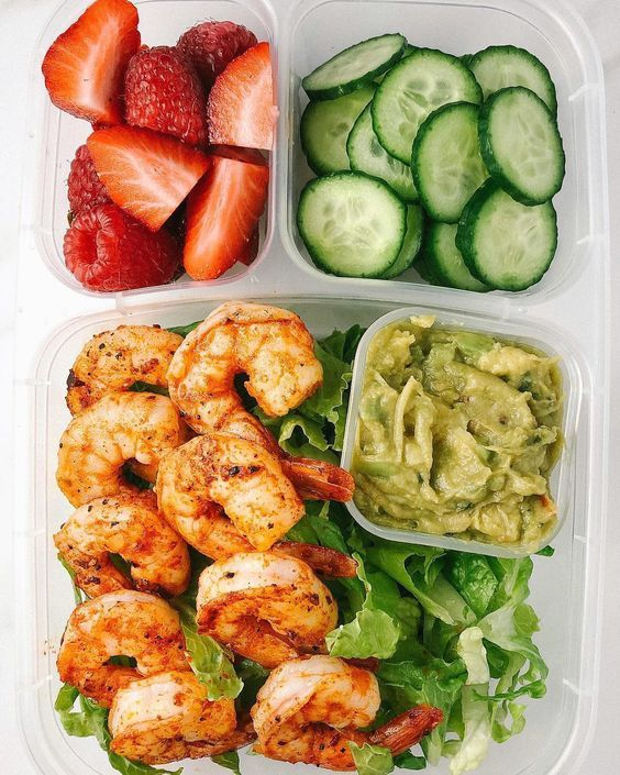 Swipe to see lunch, dinner & snack ideas – Carey&CleanEatingS