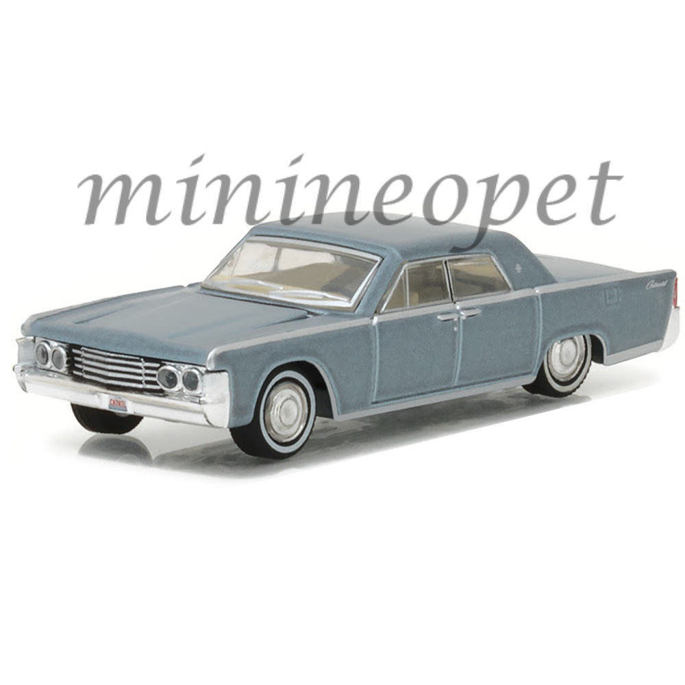 Greenlight Lincoln Continental Diecast