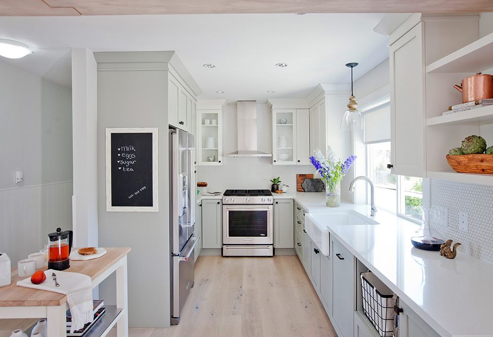 Love It Or List It Vancouver: Stephanie & Nick - Kitchen | Love It ...