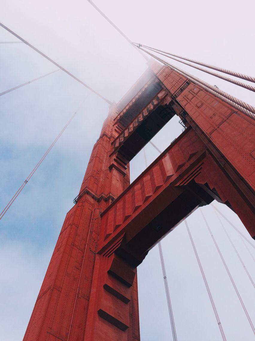 Golden Gate Brige #sanfrancisco