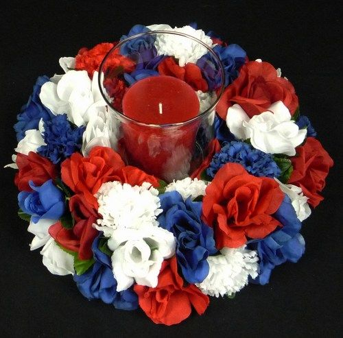 Military Ball Decorations: Table Decorations For Veterans Day