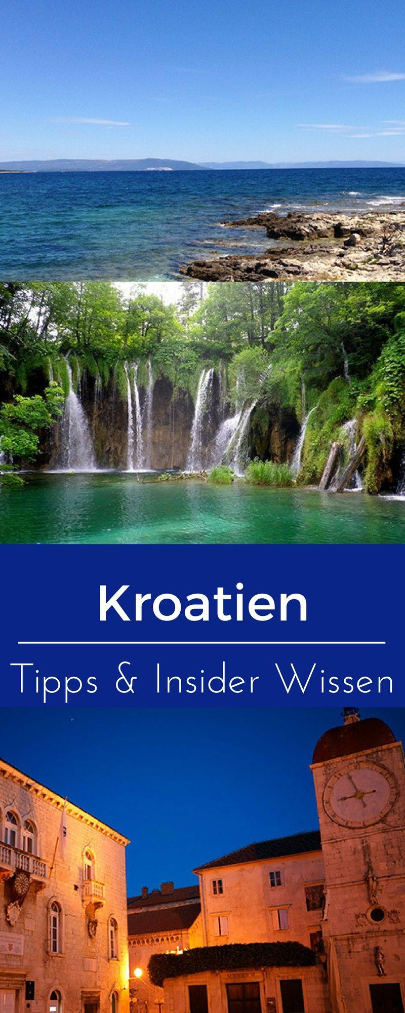 Tipps & Insider Wissen Reisen, Kroatien reisen, Ausflug