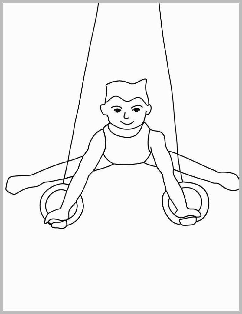 Gymnastics Coloring Pages Free Coloring Sheets Sports Coloring Pages Toddler Coloring Book Coloring Pages [ 1036 x 800 Pixel ]