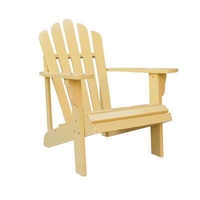 Shine Company Inc. Westport Adirondack Chair Finish: