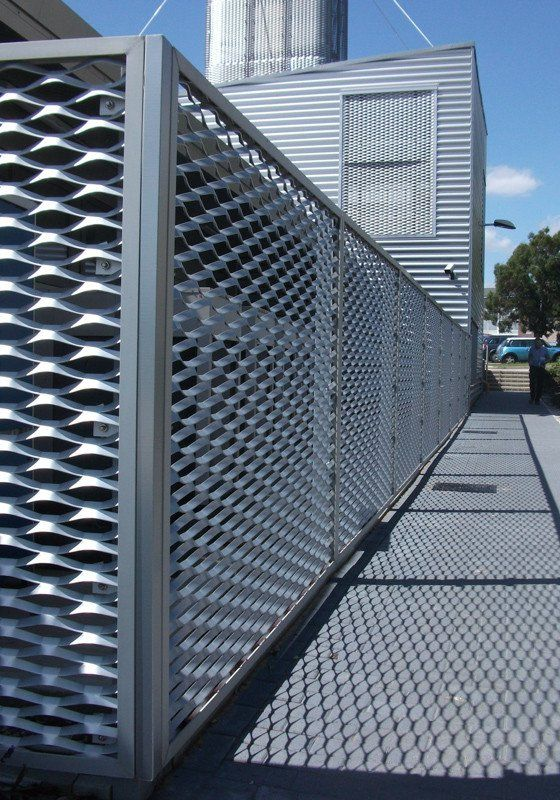 Take atour of many of our projects with expanded metal and ...