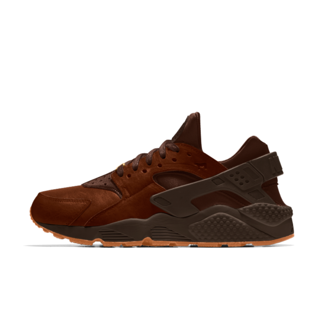 Chaussure Nike Air Huarache Premium Will Leather Goods iD pour Homme ... f5e27a47409f