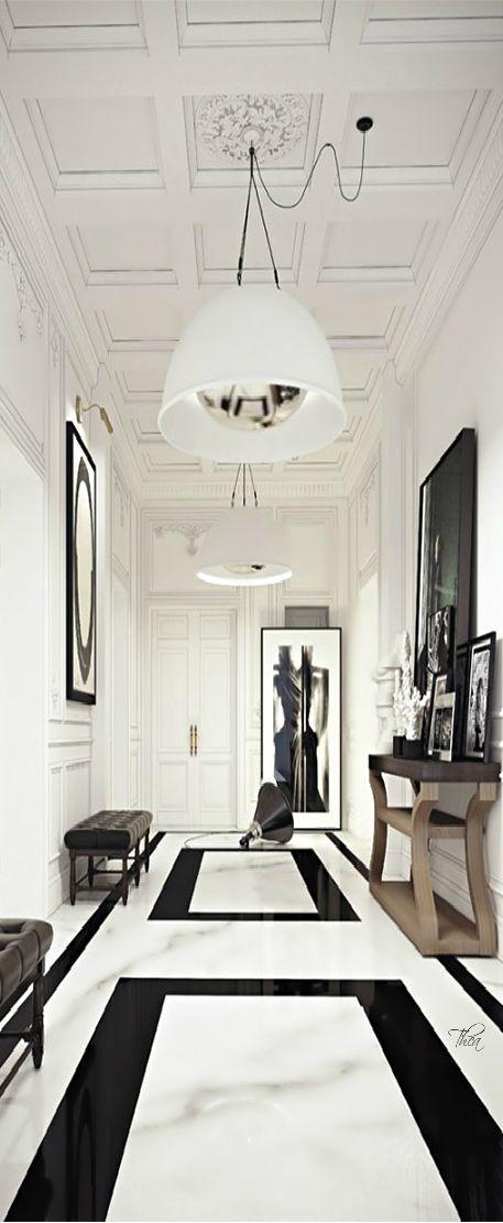 Simple Foyer Lighting