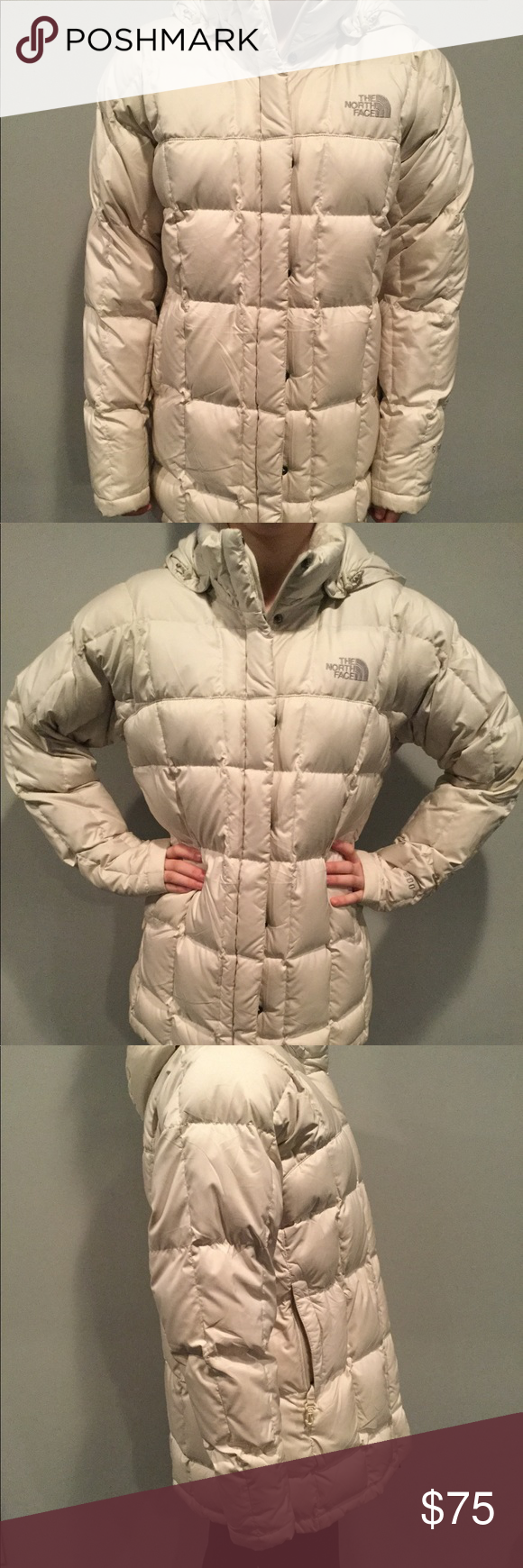 North Face 600 Series Goose Down Parka Down Parka The North Face Parka [ 1740 x 580 Pixel ]