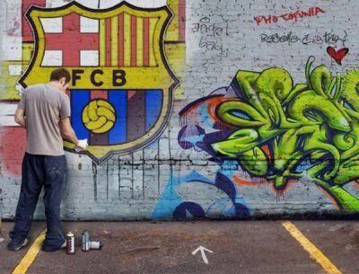 Graffiti Football Cerca Con Google