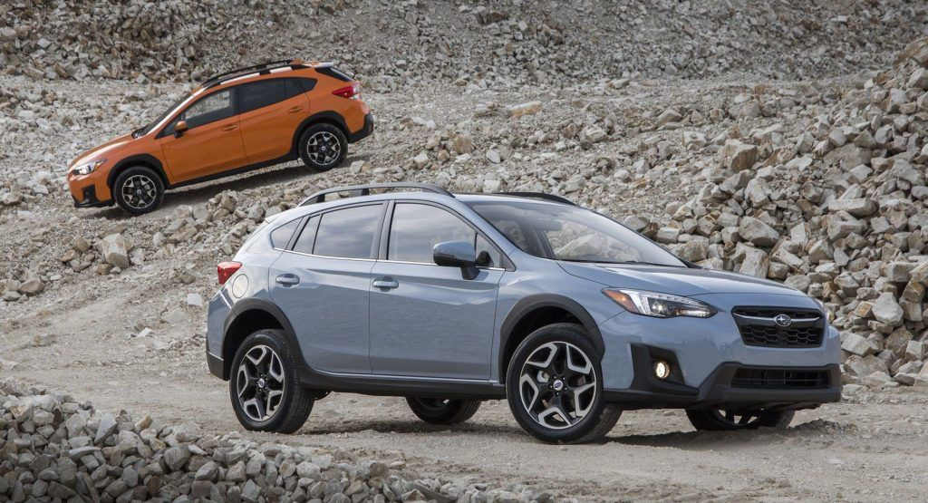 2021 Subaru Crosstrek Is Getting A More Powerful 2.5Liter