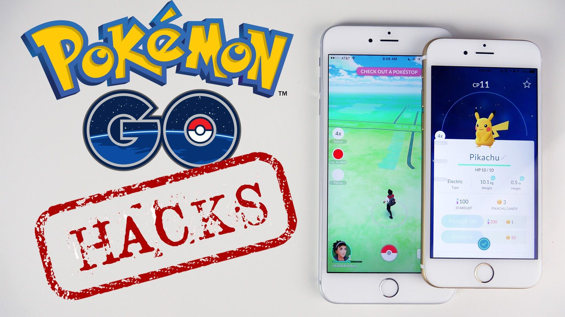 Free Pokemon Go tool to generate unlimited Pokecoins and more! http://pokemongohack.de