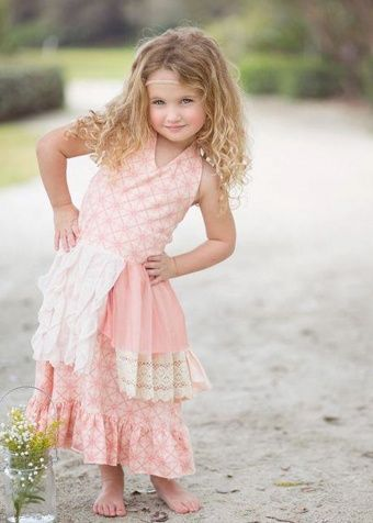 Persnickety Opal Dress.