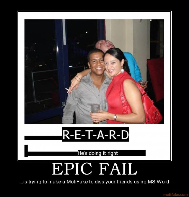 Funny Epic Fail Pictures Of People Well... | epic ...