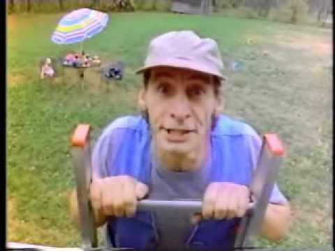 """Ernest commercials:  """"Know what I mean Vern?"""""""