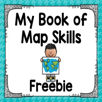 Freebie the globe map symbols cardinal directions United