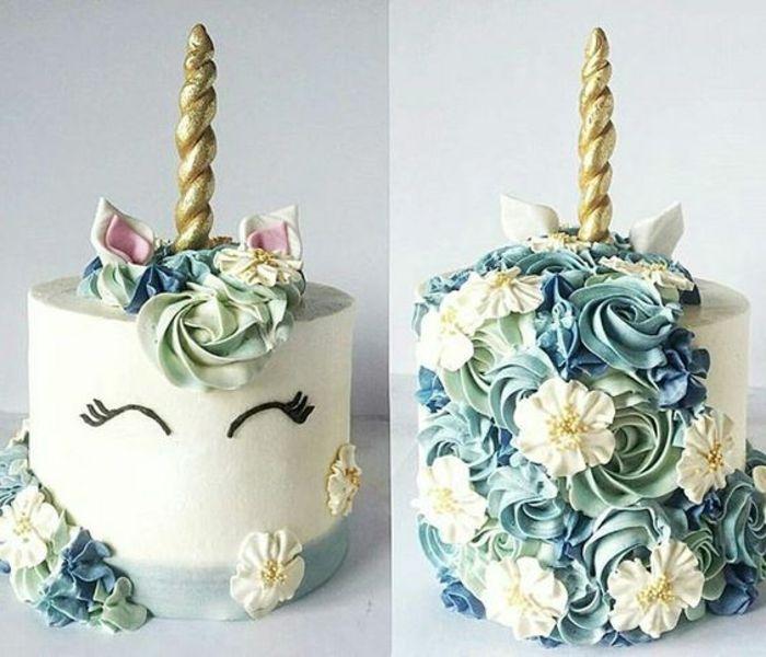 ▷ 1001+ Ideen für einzigartige Einhorn Kuchen und Torten #celebrationcakes