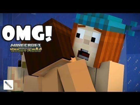 Omg Shame Minecraft Story Mode Season 2 Episode 4 Youtube