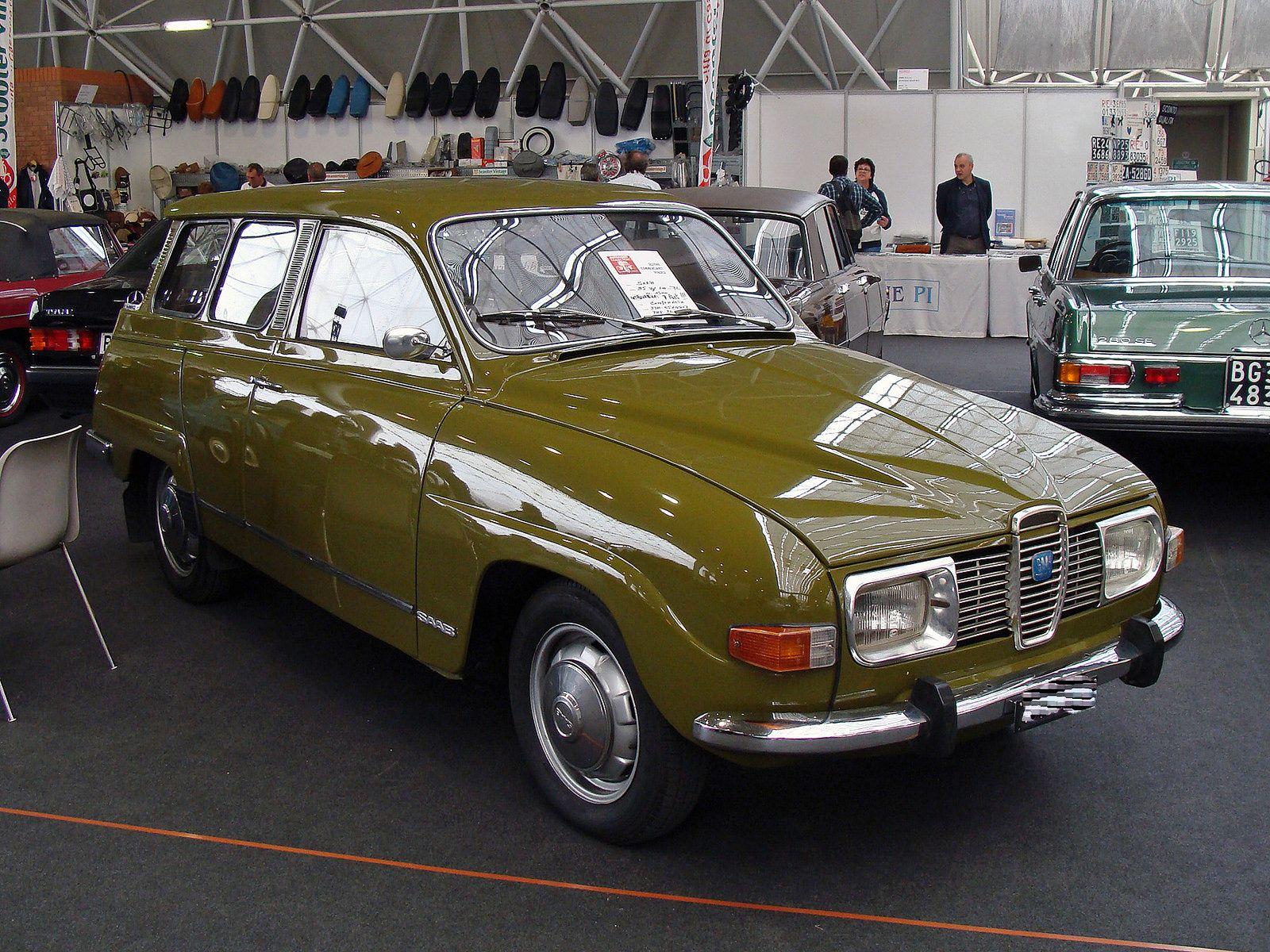 Saab 95 Sw Saab Turbo Saab Classic Cars