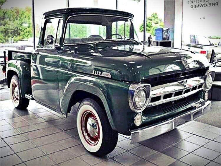 57 Ford F 100 Craigslist Southold New York Trucks Pinterest