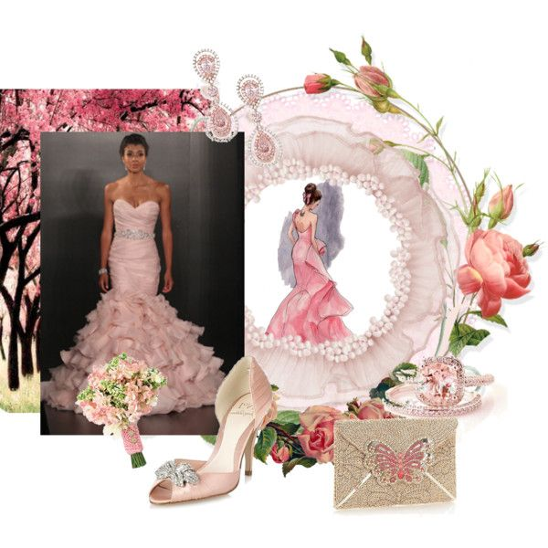 Spring Wedding by seidsonstephens on Polyvore