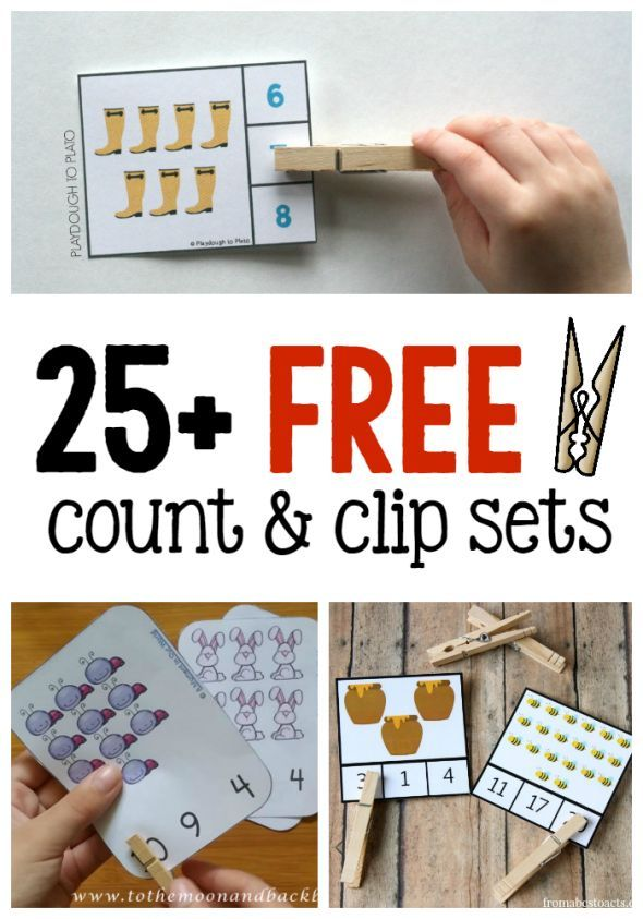 This is an image of Lively Printable Math Centers