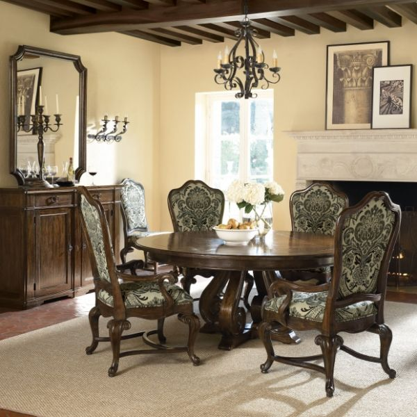 Bernhardt Artisan Estate   Love This Dining Table And Chairs!