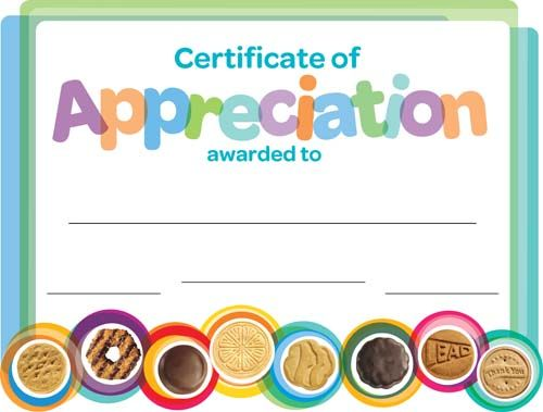 Girl scout award certificate template certificate appreciation girl scout award certificate template certificate appreciation from pete vicari general contractors inc yadclub Images