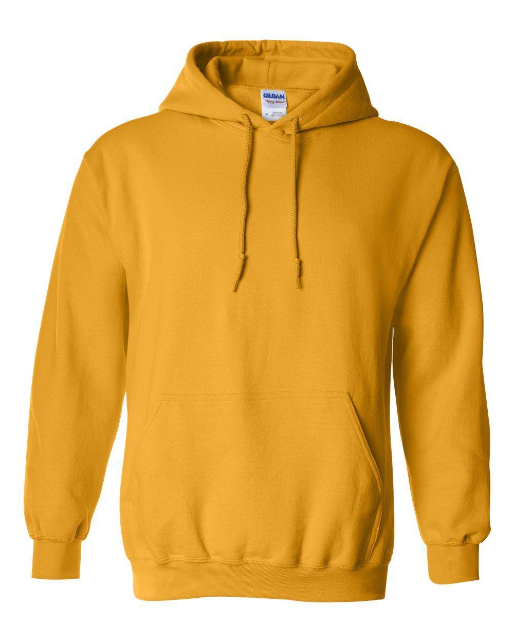 Gildan 18500 Heavy Blend Hooded Sweatshirt Hooded Sweatshirts Sweatshirts Hoodies Men [ 1250 x 1000 Pixel ]