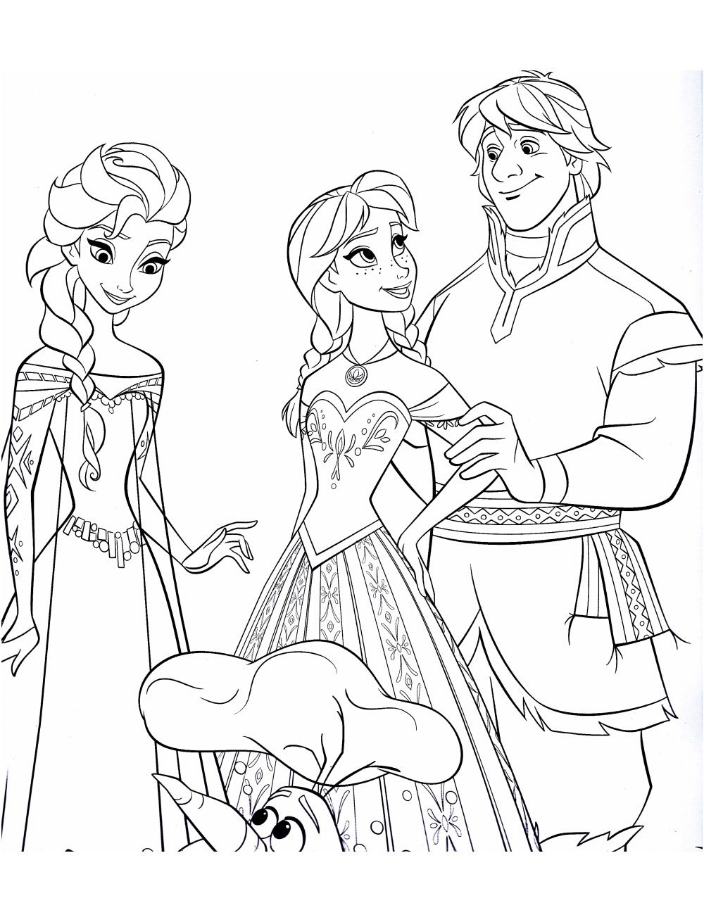 12 Aimable Coloriage La Reine Des Neiges Pictures | Sketches, Zelda characters, Character