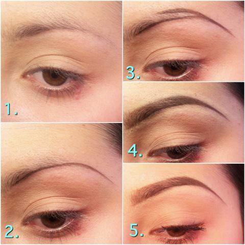 Brow Tutorial Www Facebook Com Bridesamore With Images Eyebrow