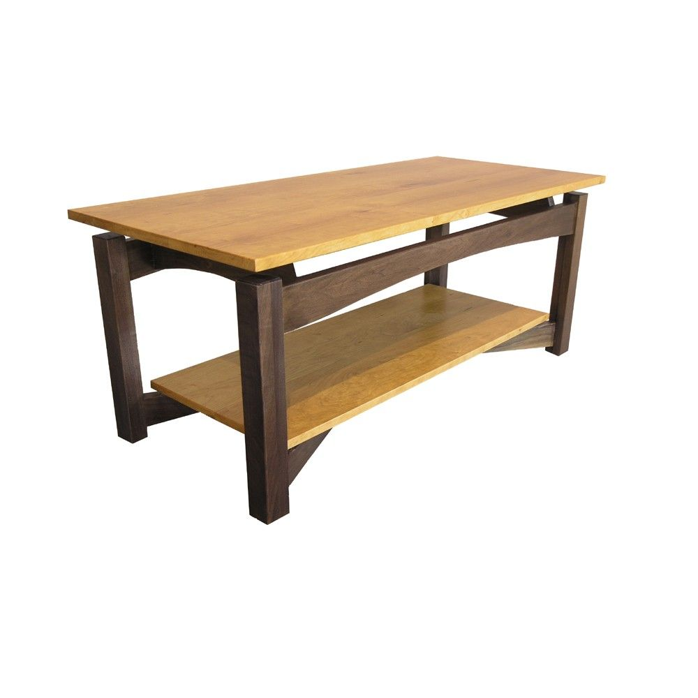 Coffee table with floating top barcelona line for Coffee table craft ideas