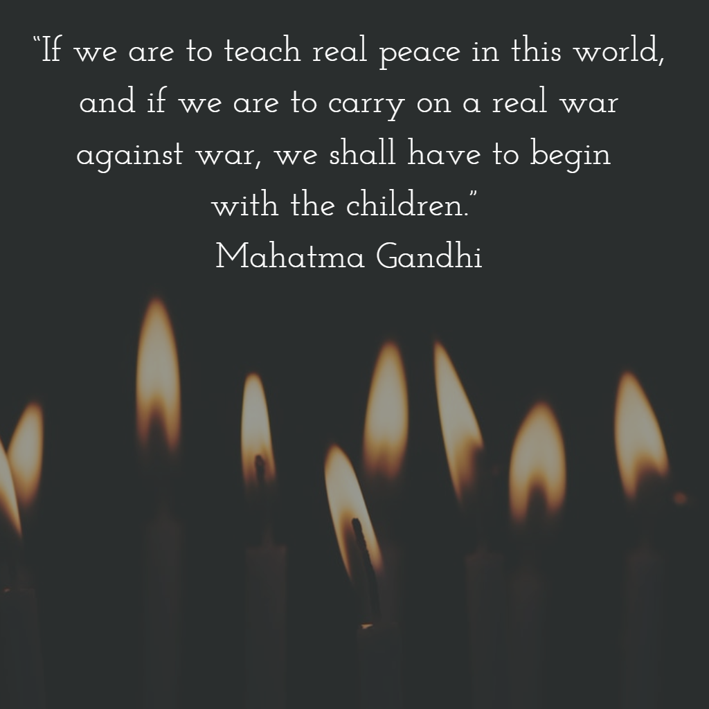 Weekend Words of Wisdom from Mahatma Gandhi for 12.30.17 ...