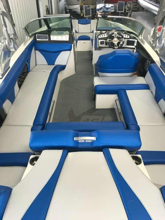 Mastercraft 2016 X46 Boat Interior Boat Restoration Bayliner Boats