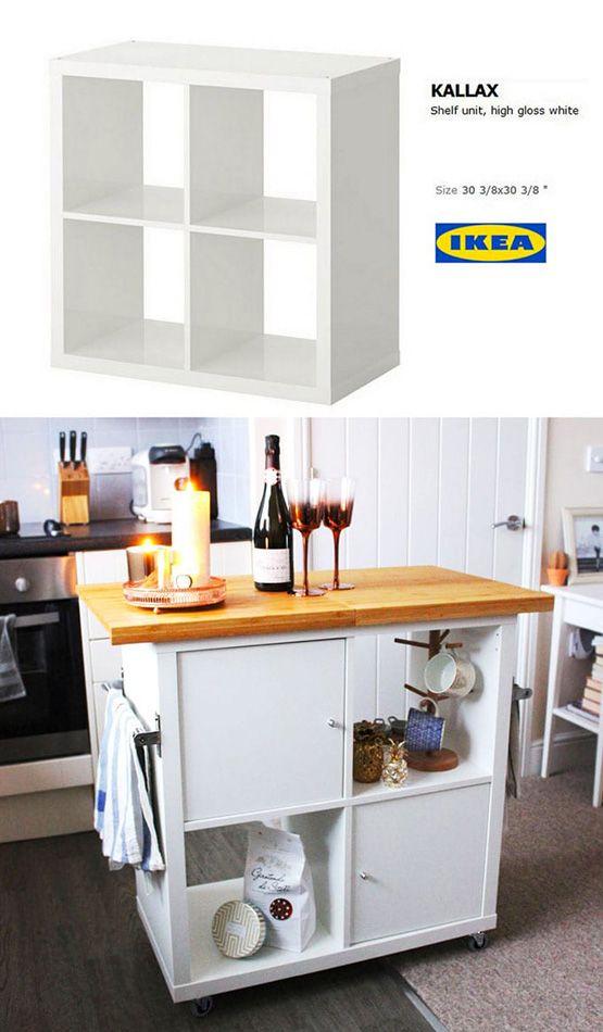 6 Transformations De Meubles Ikea Detournement Meuble Ikea Meubles Ikea Ikea