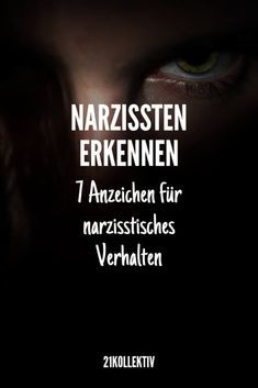 Narzissten erkennen: 7 Anzeichen für narzisstisches