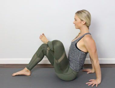 pin on hip flexors