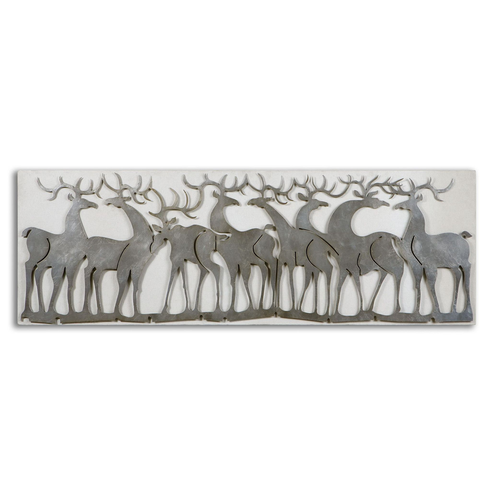 Herd of deer products pinterest deer wall art and products