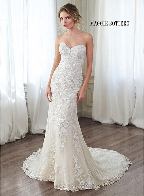 Maggie Bridal by Maggie Sottero Arlyn-5MS146LU Maggie Sottero Haute ...