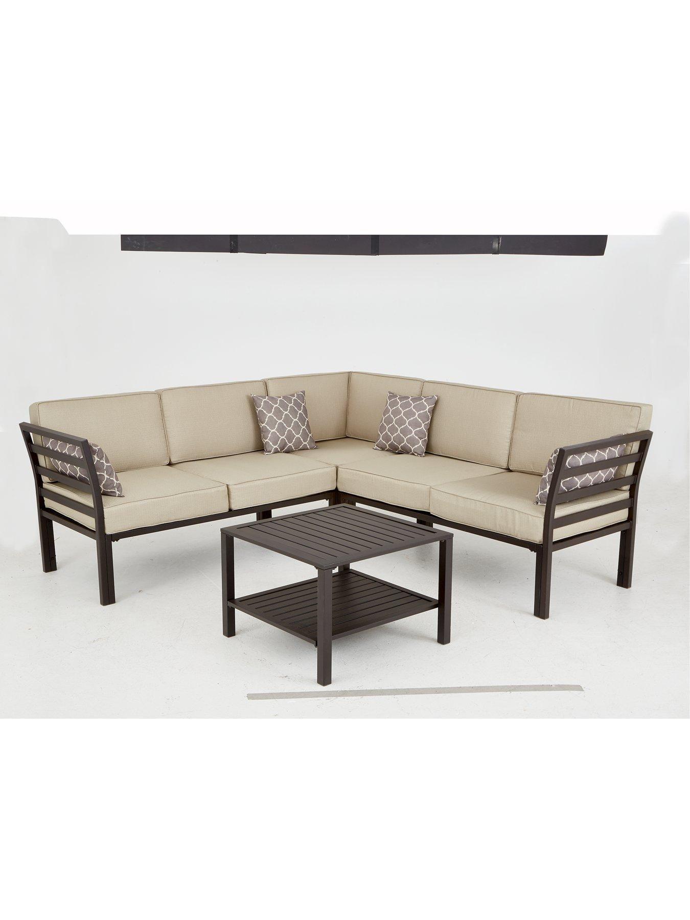 Mission Ridge Corner Sofa Set - Beige - | House | Corner ...