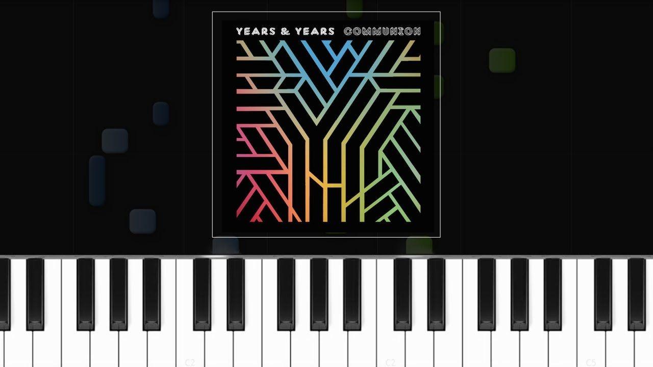 Years years eyes shut piano tutorial chords how to years years eyes shut piano tutorial chords how hexwebz Gallery