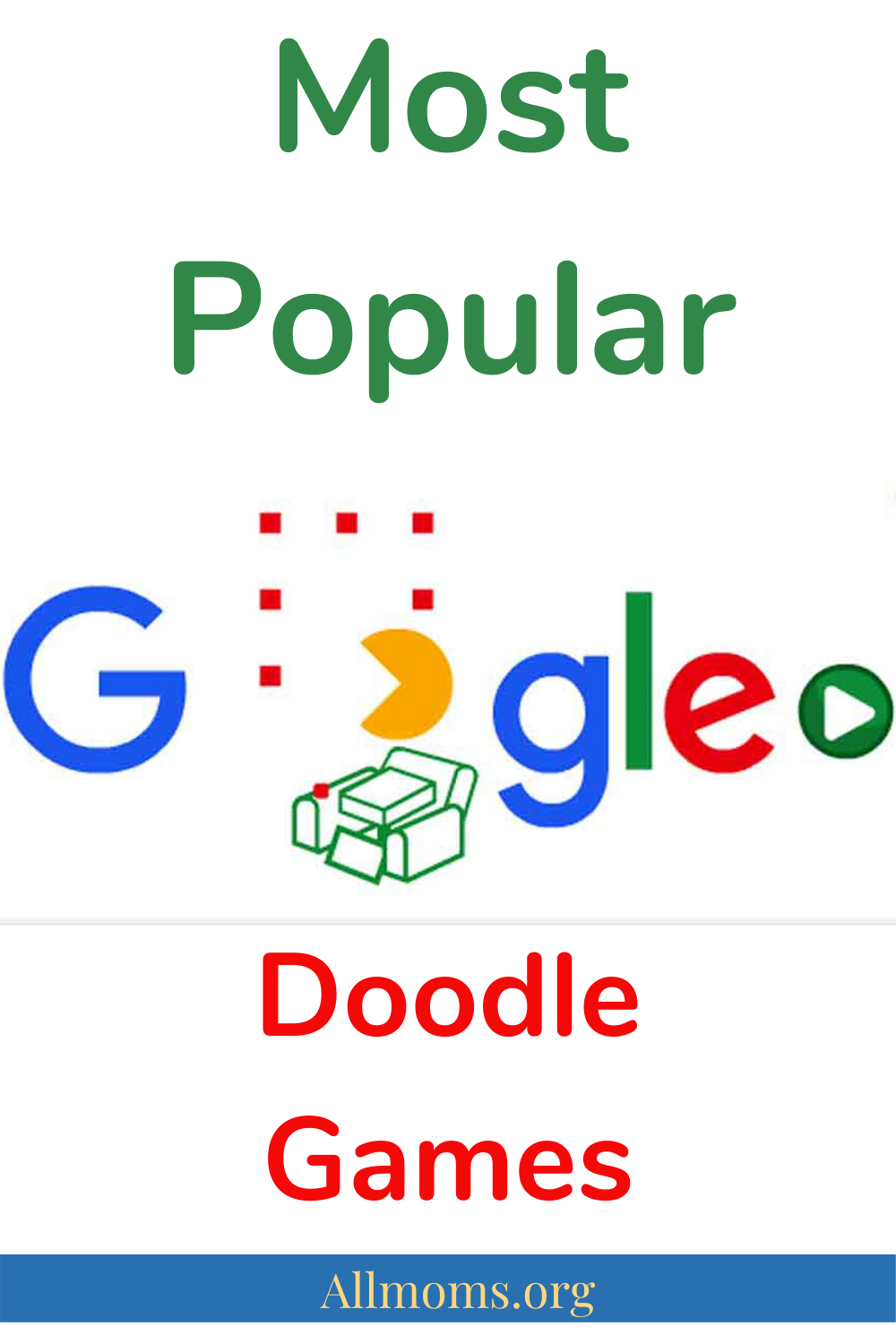 Most Popular Google Doodle Games in 2020 Doodles games