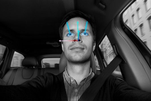 AI Facial Recognition System | EXEROS Technologies |Tired Driver Face