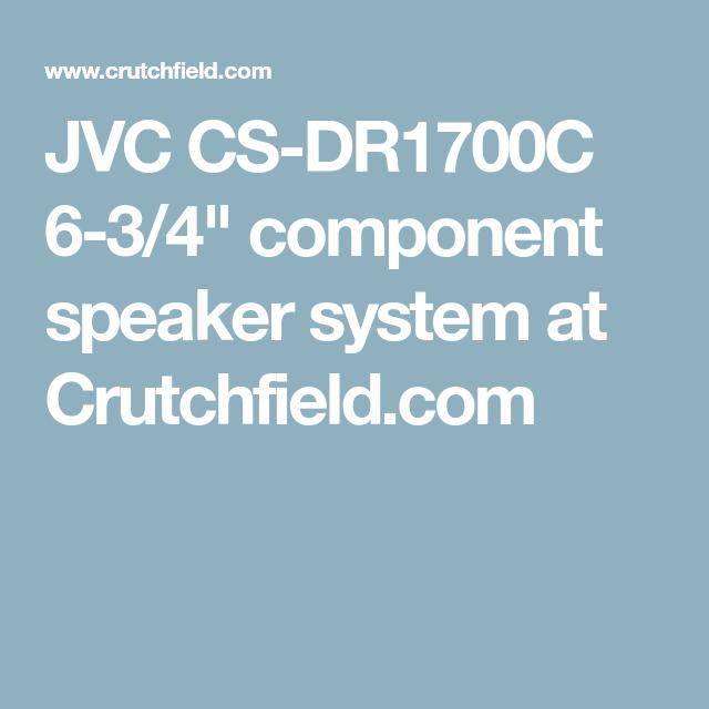 car speaker wiring diagram crutchfield