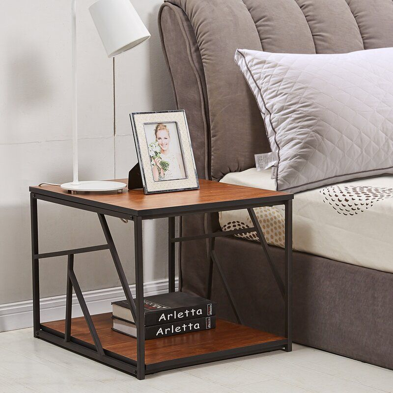 Norton St Philip Modern Nightstand Modern End Tables Furniture