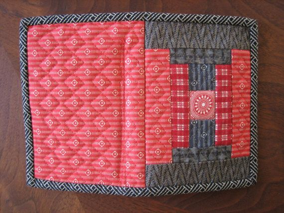 Unique Sewing Book for Quilters  Quilted by RedLetterQuilts, $39.00