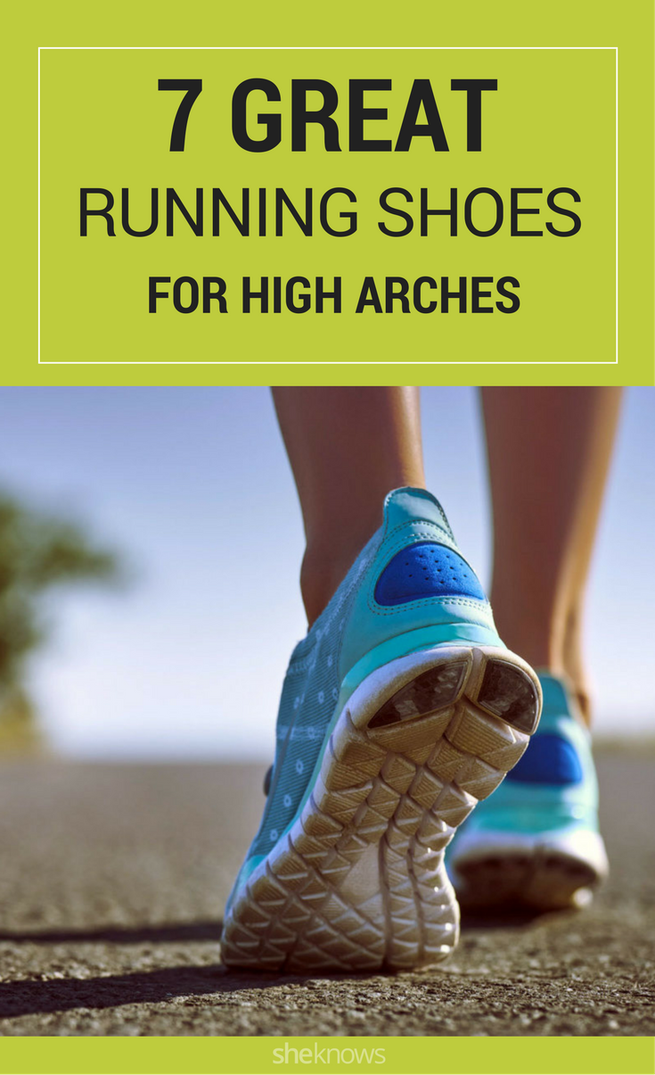 best nike running shoe for high arches
