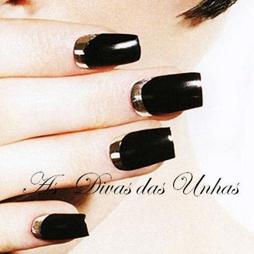 Lila Traum : Como fazer adesivo de unhas / Como fazer tatuagem de unhas - Modo Impresso